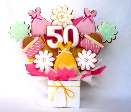 50th birthday cookie bouquet.jpg