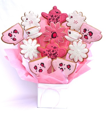 leopard print kitchen tea cookie bouquet.jpg